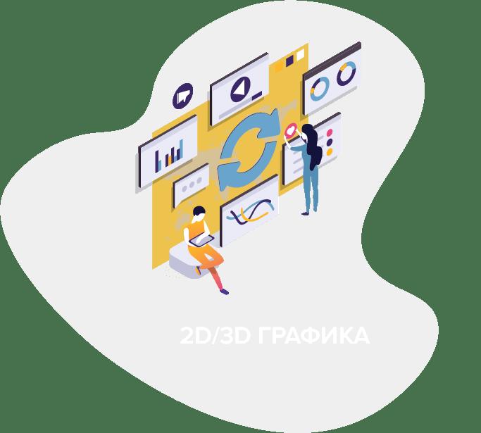 2D и 3D графика